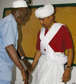 Obama Turban