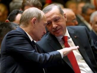 "Turkish Leader Praises Putin For Saving His Life—But Vows ""Revenge"" On Obama"