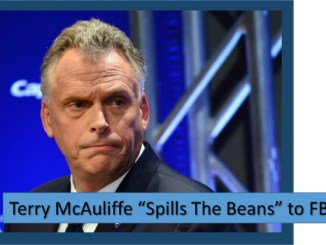 Terry McAuliffe Implicates Influential Names to FBI in Clinton Foundation Investigation