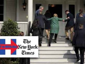 "New York Times Hosts ""Top Secret"" Meet for Anti-Trump Media Alliance"