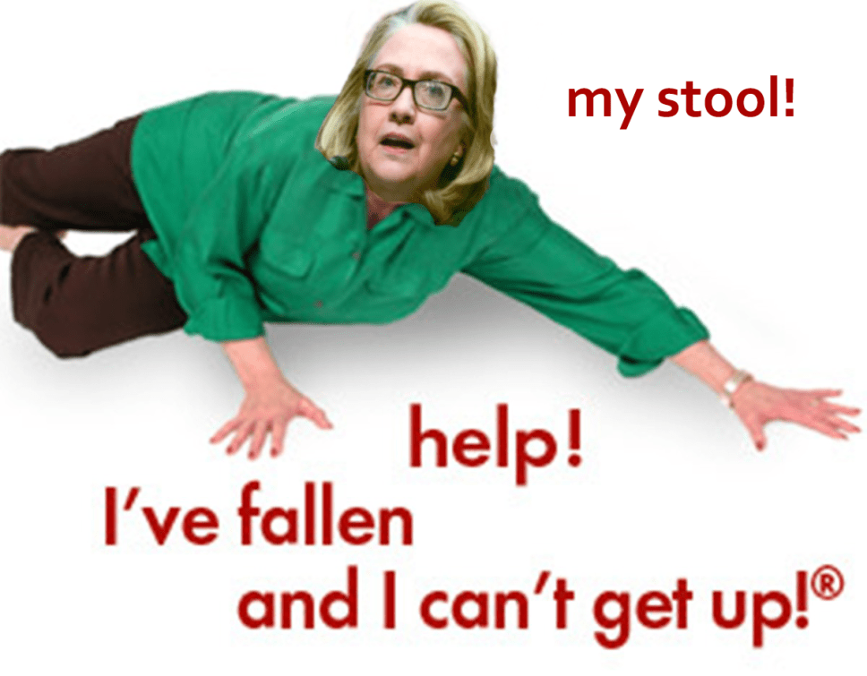 hillary-can't-get-up
