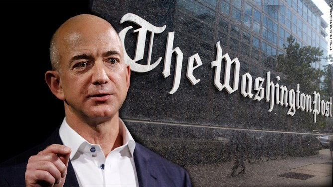 So Jeff Bezos goes into damage control...
