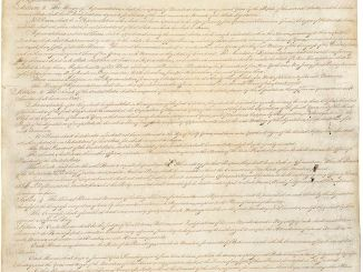 """ADL Declares U.S. Constitution is Hate Speech, """"written by slave owners"""""""