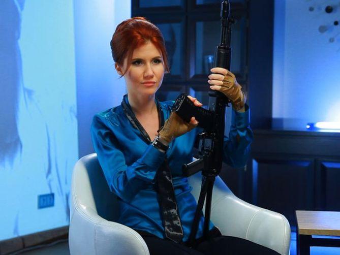 Russian SVR Master Spy Anna Kushchyenko (aka Anna Chapman)