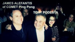 Podestas, Pizza and Pedos