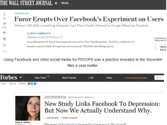 How Fake News is Weaponized by Facebook