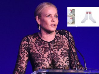 IN BRIEF: Chelsea Handler Introduces Tube Sock Line Modeled After Her Breasts