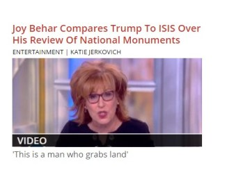 More Talking Points to Sound Like a Complete Fucking Idiot, Courtesy The View's Respected Political Scientists