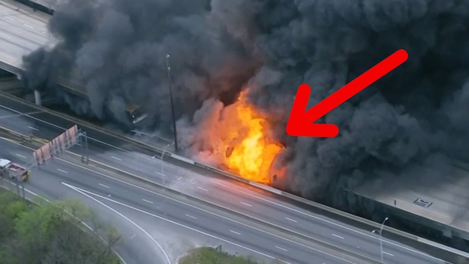 Atlanta Attorney Assassinated After Filing Request For I-85 Bridge Explosion Documents