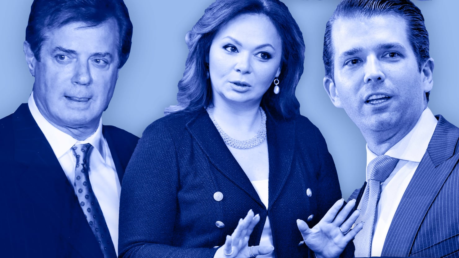 """Russian Lawyer Who Met Trump Son Had """"Torrid Affair"""" With New York Times Reporter"""