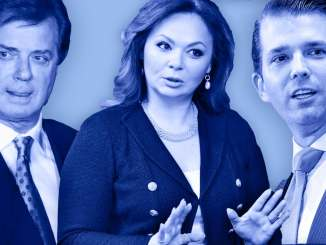 "Russian Lawyer Who Met Trump Son Had ""Torrid Affair"" With New York Times Reporter"