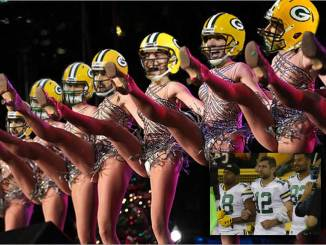 Green Bay Packers Invite Fans to Interlock Arms During Anthem, Honor Rockettes Instead