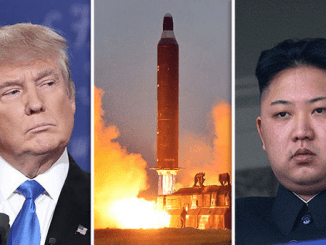 Who is Capable of Preventing Nuclear War before the Olympics?