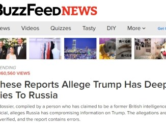 American-Leftists Warned Trump-Russia Plot Smear Has Failed As Shocking Information Set For Release