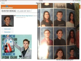 David Hogg Won't Return to School Alright. He Graduated Redondo Shores High in 2015