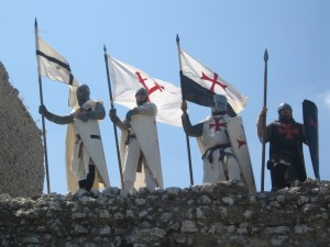 Knights Templar admitted back to inner sanctum of monotheism after 711-year hiatus
