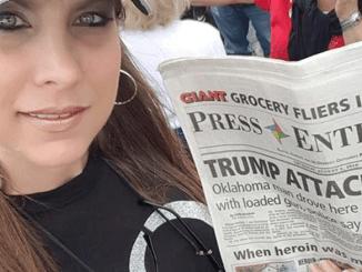 "Media Goes To War Against US Secret Service After Strzok Linked Woman ""Foils"" Trump Assassination"