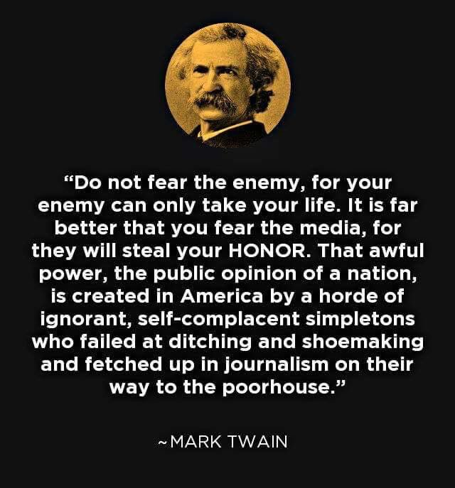 When Mark Twain Raged Against Fake News