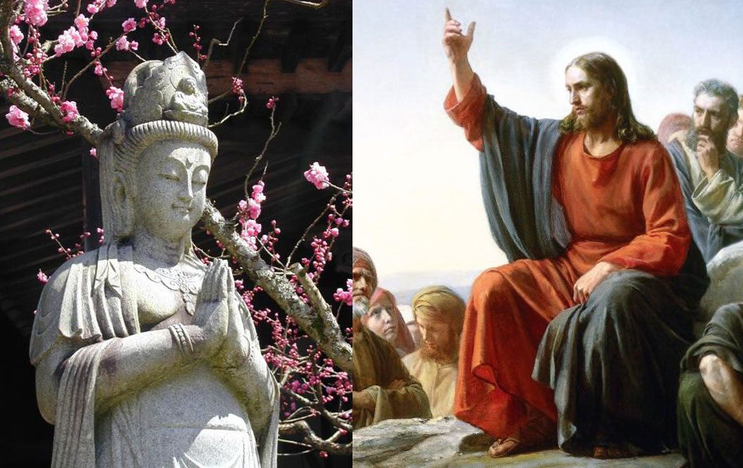 """Jesus Christ to marry Asian Goddess"" as East-West secret societies agree to save planet"