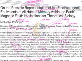 Russia-Hysteria Mental Disorder Linked To Magnetic Field Collapse