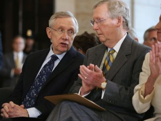 Former Senate Majority Leader Harry Reid next cabalist to be executed as military tribunals begin
