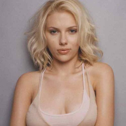 Dear Scarlett Johansson