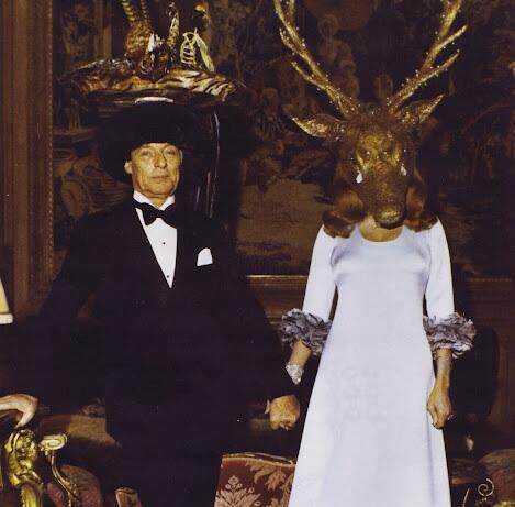 Rothschild Ball, 1972.
