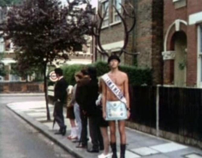 Classic Monty Python spoof on freemasonry