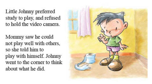 Why Johnny Plays with Himself