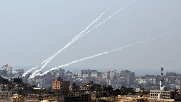 Gazan-rockets