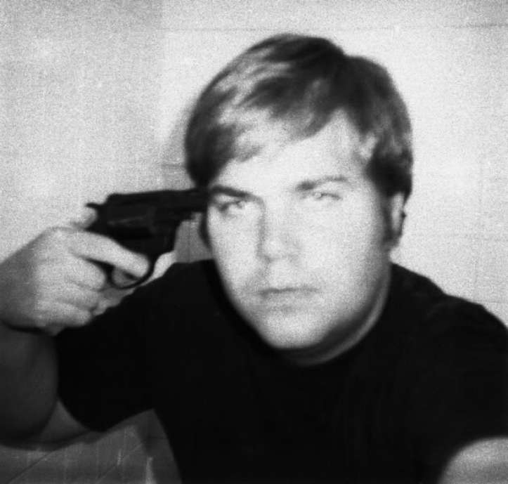 John Hinckley Jr. Before his attempt on Reagan's life, Hinkley spent some time at Yale taking writing classes.