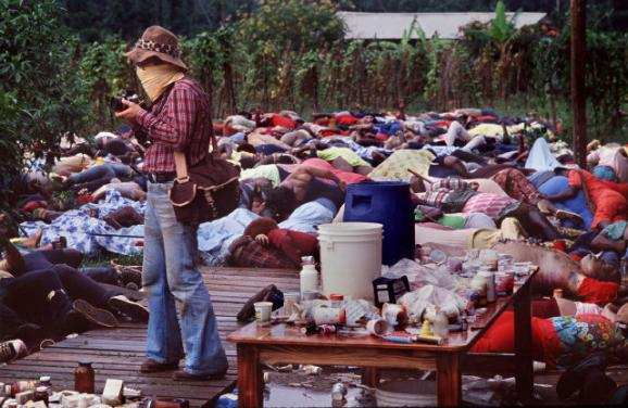 Jonestown and Harvey Milk's Last Words