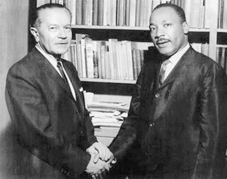 Dr. Martin Luther King's Sermon at Temple Israel of Hollywood, 1965