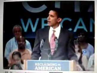 Video Proof Obama Never Flipped Hillary