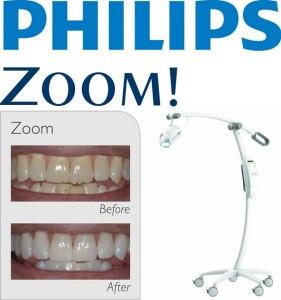 Philips Zoom professzionális fogfehérítő gép - Implant Corner