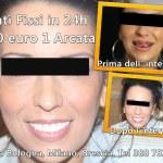 Implantologia a carico immediato prezzi 7.800 euro