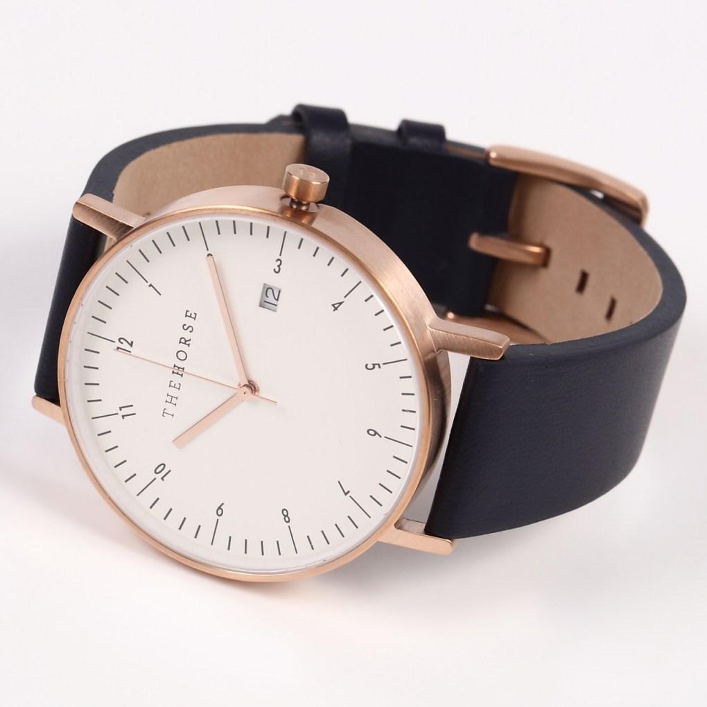 ユニセックスの腕時計ザホース