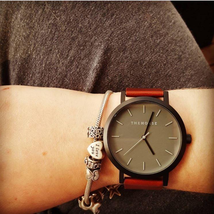 ザホース腕時計