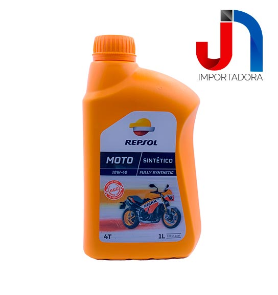 ACEITE SAE 10W40 LT REPSOL 4T FULL SYNTHETIC