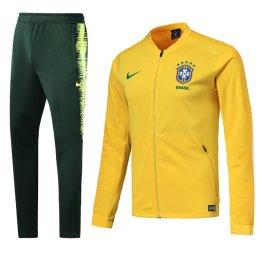 Conheça o novo Agasalho Seleção Brasileira 2018 inovador!!!! 032c052040769