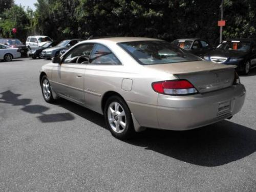 Photo Image Gallery Amp Touchup Paint Toyota Solara In Gold