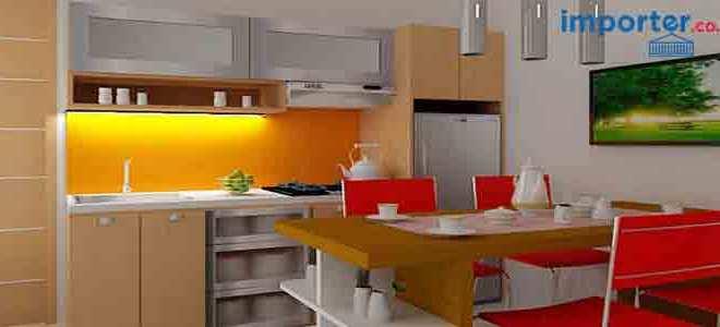 Kriteria Membeli Wall Paper 3D untuk Dapur