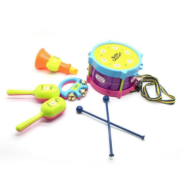 Mainan instrumen musik - 5 Mainan Edukasi Anak untuk Mengasah Kreativitas Si Kecil