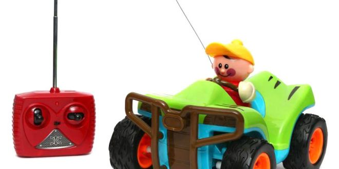 Manfaat Mainan Mobil Remot untuk Melatih Kecerdasan Emosional Anak
