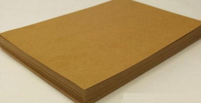 Ini 5 Kegunaan Kertas Karton Dalam Industri Percetakan