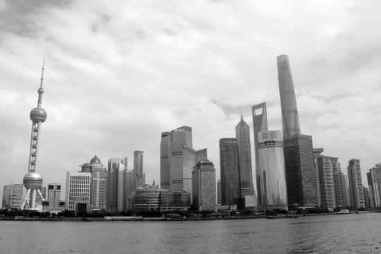 city skyline skyscraper asia