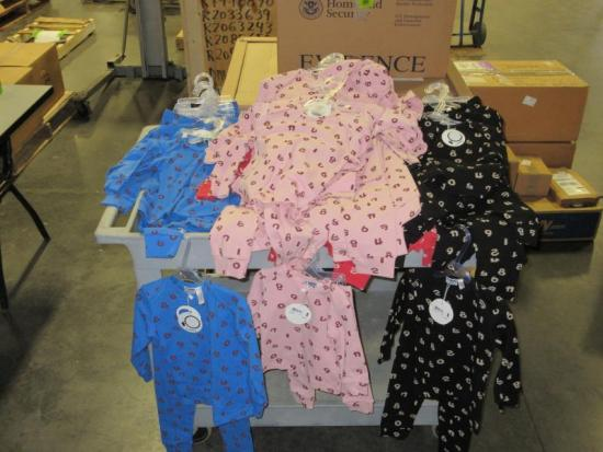 Kids Pajamas CHM