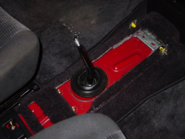 The only difference between installing a short shifter in a '88 civic, '95 civic, '98 Integra, or a '00 civic is the way the center console is removed. Usually, it is very self explanatory. After the console is removed, each rod shifter equipped Honda is the same. The pictures are from my '94 Civic Si.