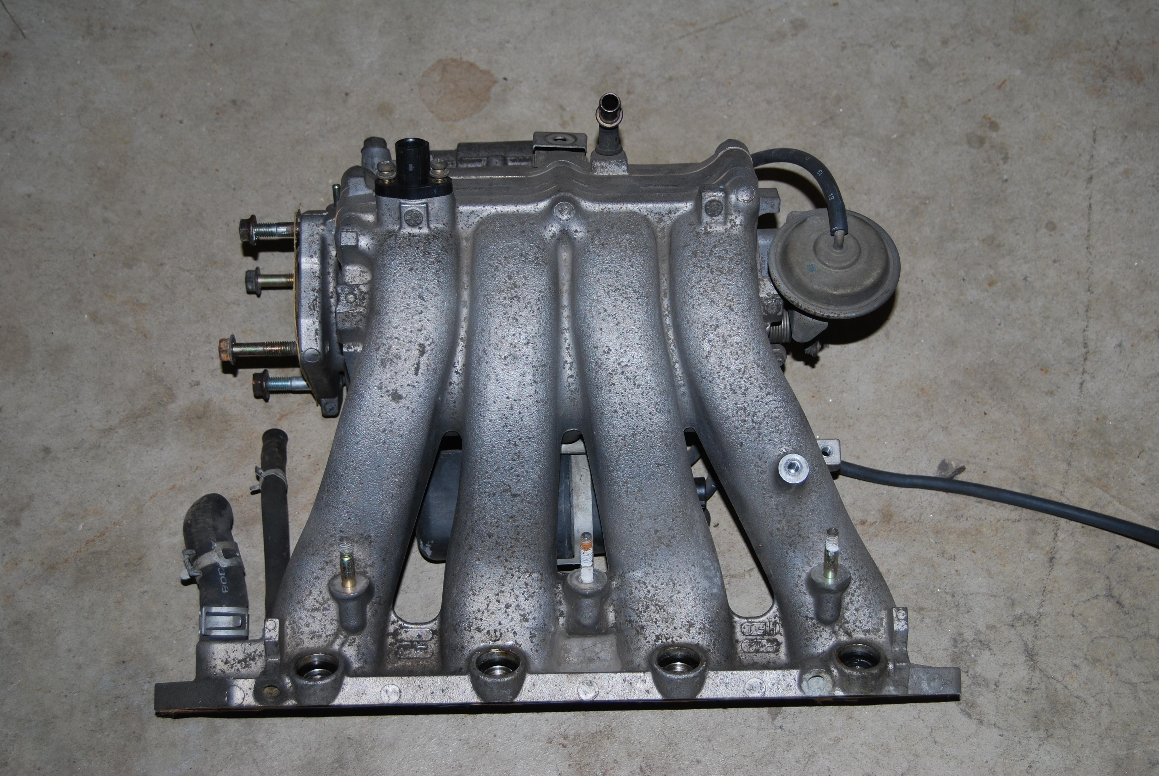 Gsr Manifold on 95 Acura Integra Obd 2
