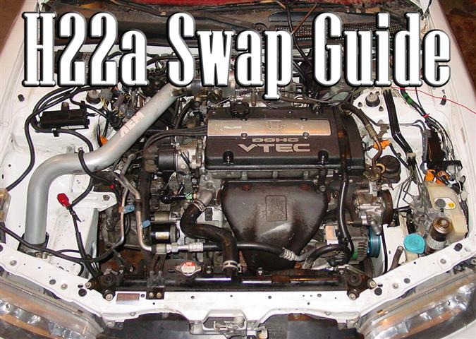 H22a Swap Guide: H22a Vtec Wiring Diagram At Imakadima.org